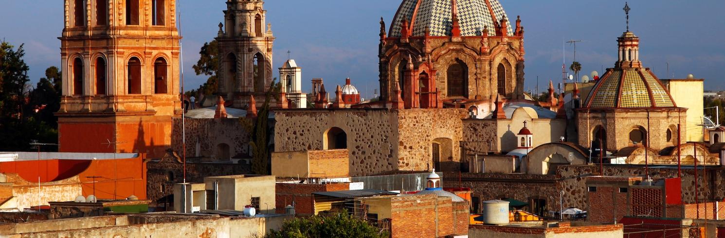 סן לואיס פוטוסי, מקסיקו