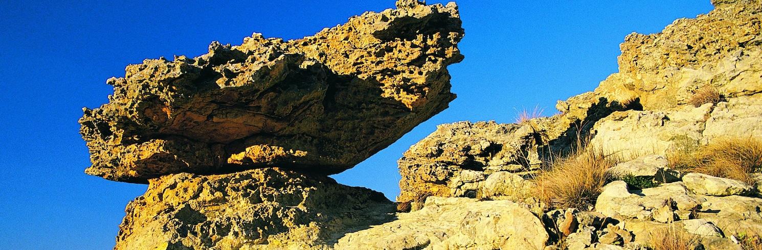 Golden Gate Highlandsin kansallispuisto, Etelä-Afrikka