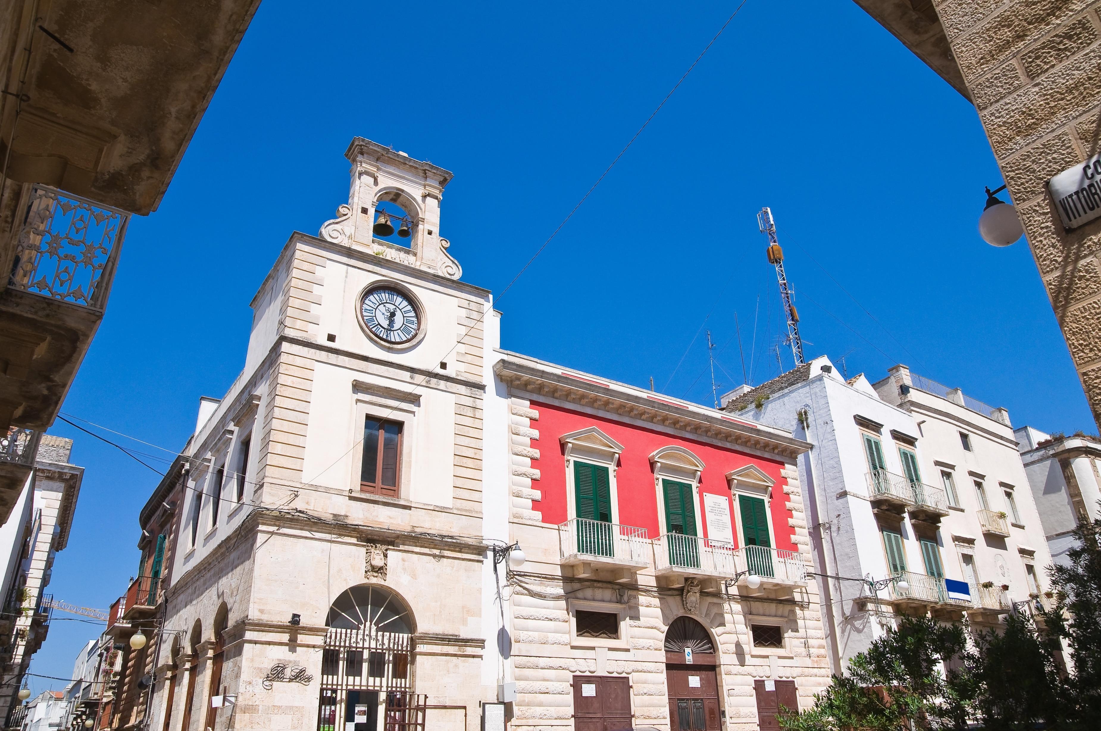 Putignano, Apulien, Italien