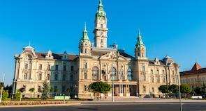 Hôtel de ville de Győr