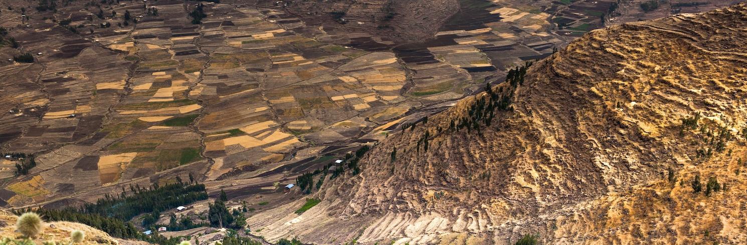 Dessié, Éthiopie