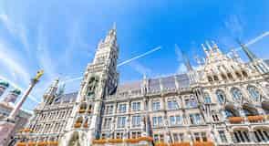 Námestie Marienplatz