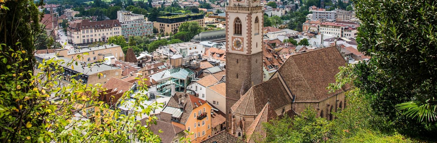 梅拉諾歷史中心, 義大利