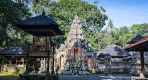 Bosque de monos de Ubud