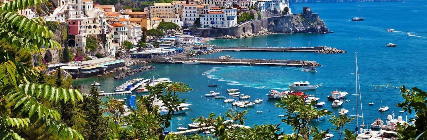 Amalfi, Itālija