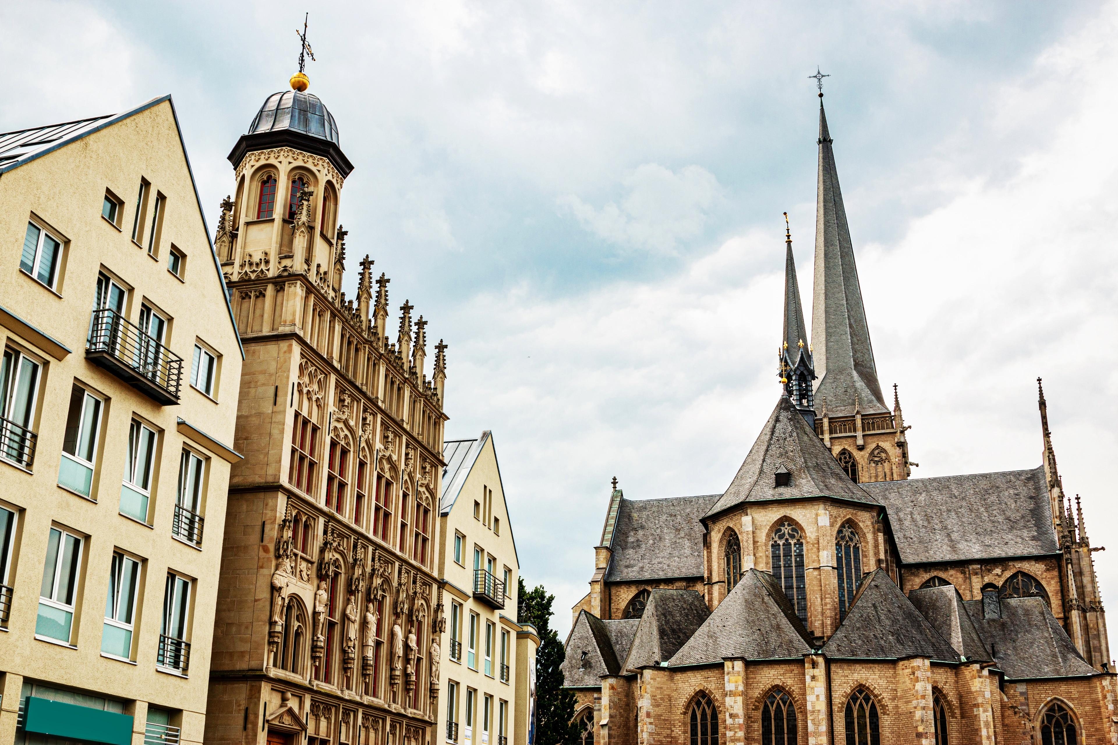 Wesel, North Rhine-Westphalia, Germany