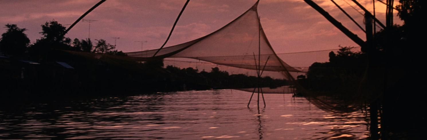 Chau Doc, เวียดนาม
