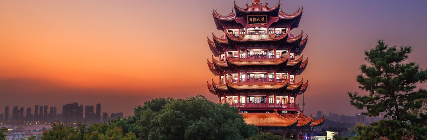 Вучанг, Китай