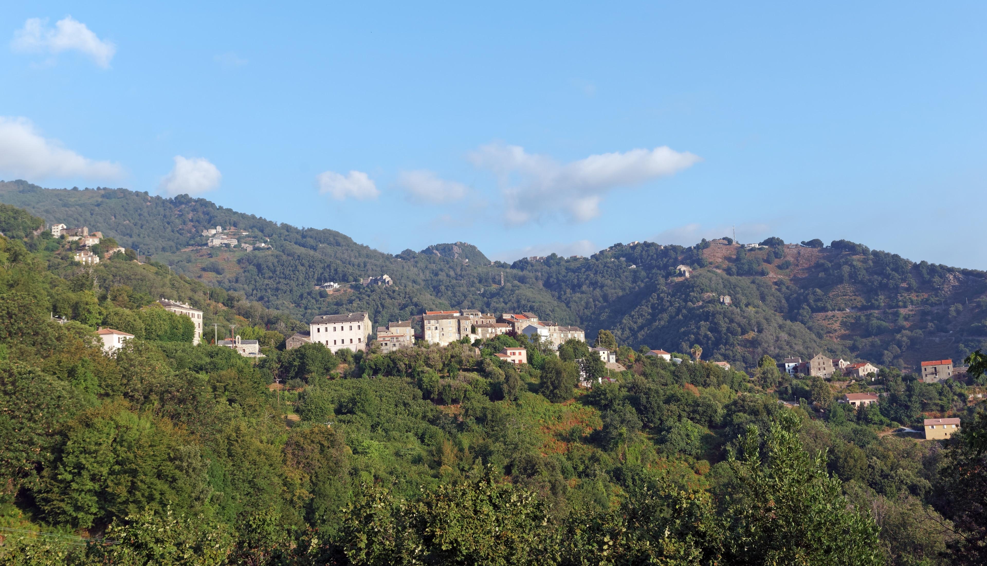 San-Nicolao, Haute-Corse, France