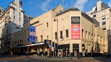 Manchester Palace Theatre