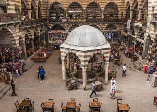 Diyarbakir, Türkei