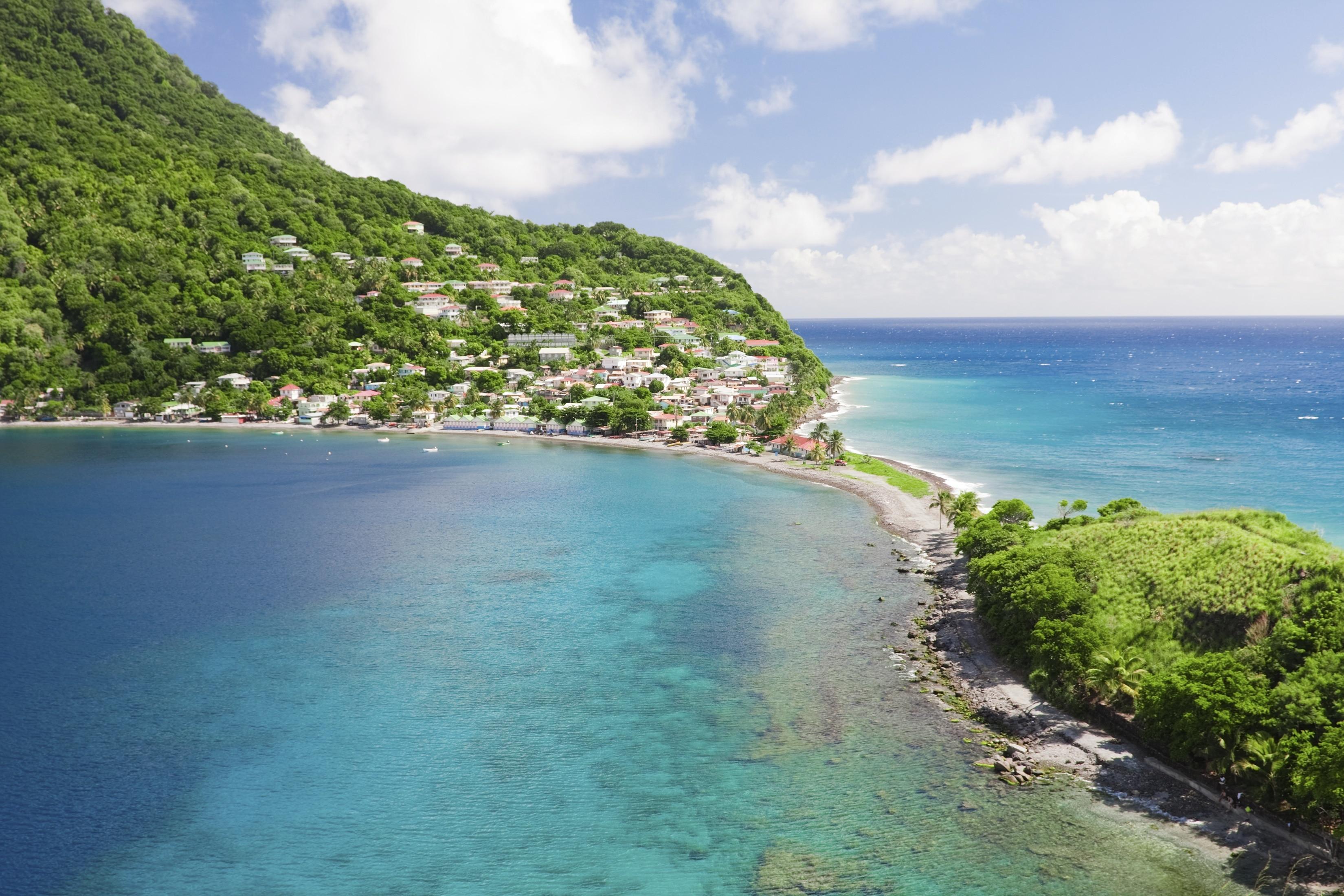 Dominica, Nordamerika