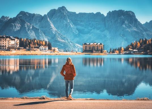 Eastern Dolomites (kawasan), Italy