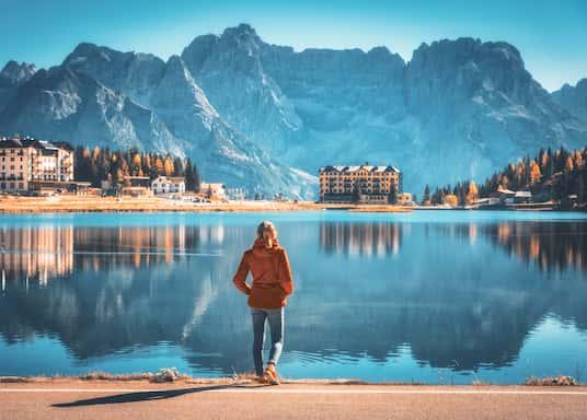Östliche Dolomiten, Italien