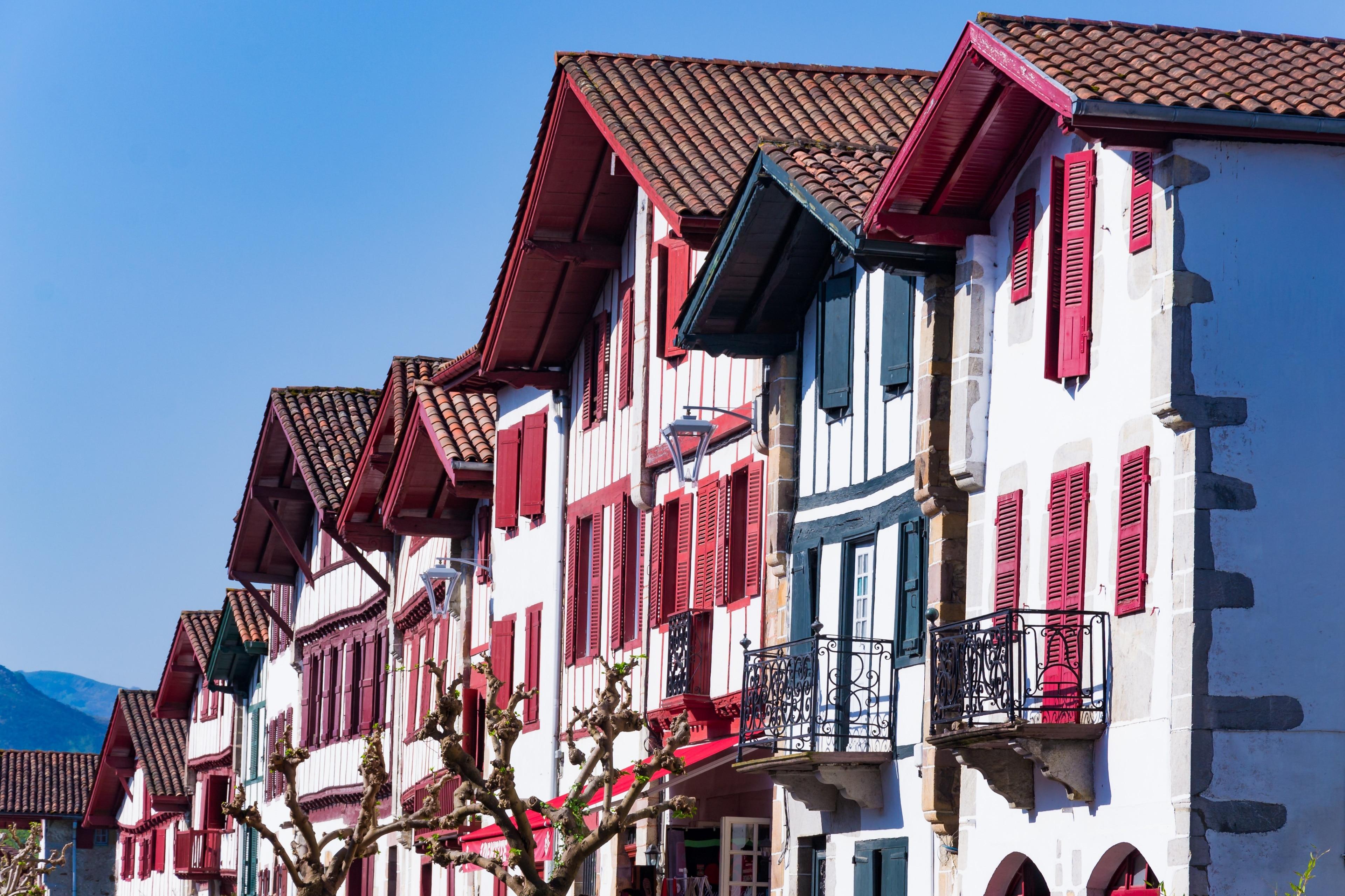 Ainhoa, Pyrenees-Atlantiques, France