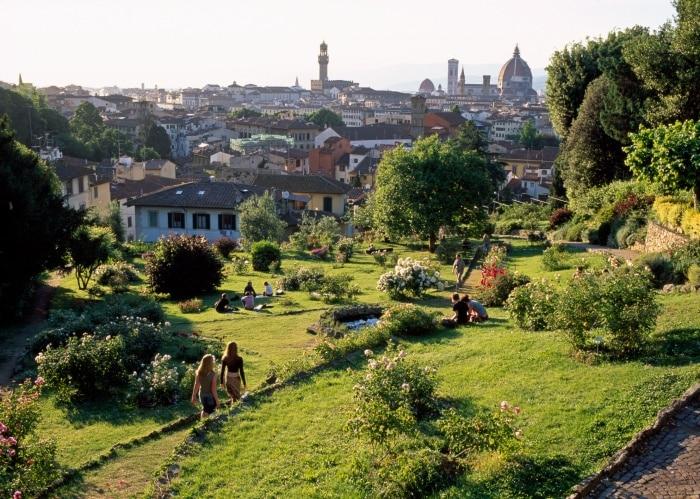 San Niccolò, Florence, Tuscany, Italy