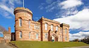 Inverness Castle (slott)