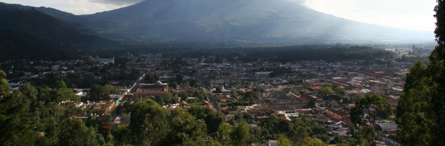 安地瓜古城, 瓜地馬拉