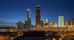 Oklahoma City Business District