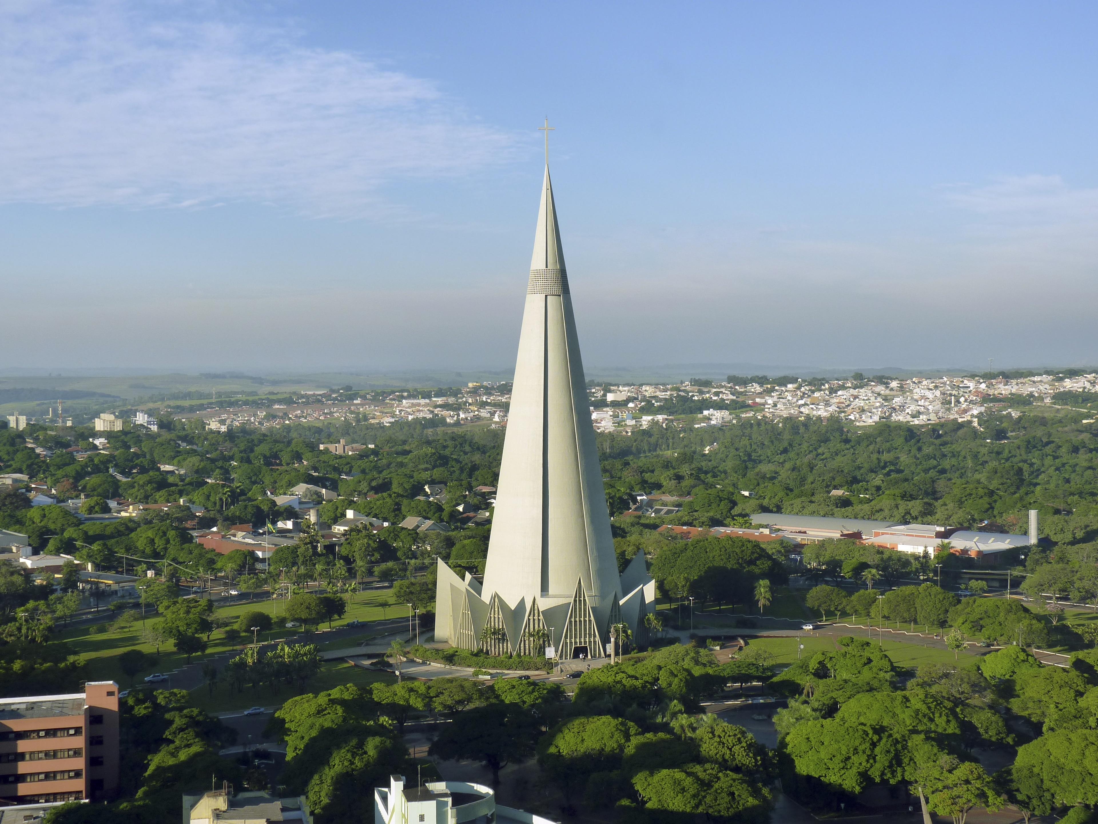 Zona 02, Maringa, Paraná (estado), Brasil