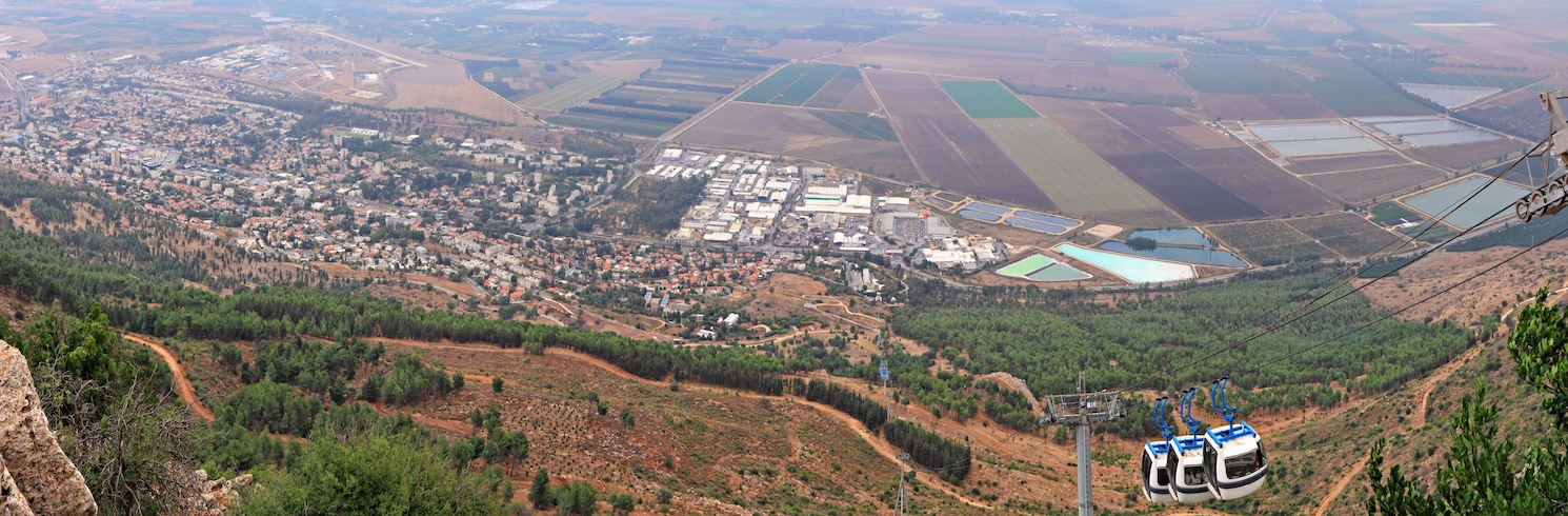 Yukarı Galilee (Yukarı Celile), İsrail