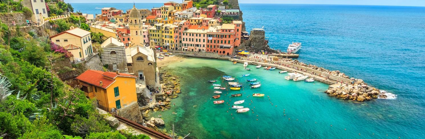Cinque Terre nasjonalpark, Italia