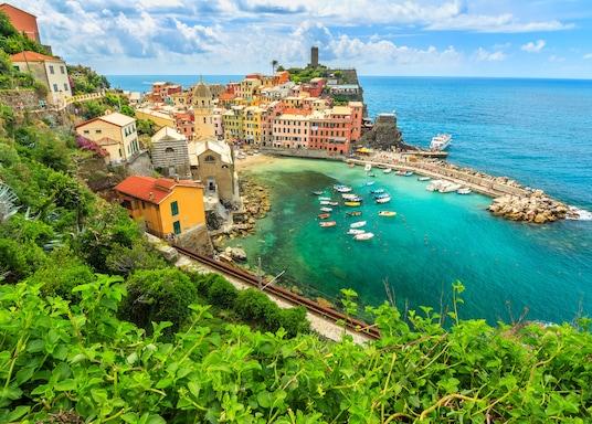 Cinque Terre Ulusal Parkı, İtalya