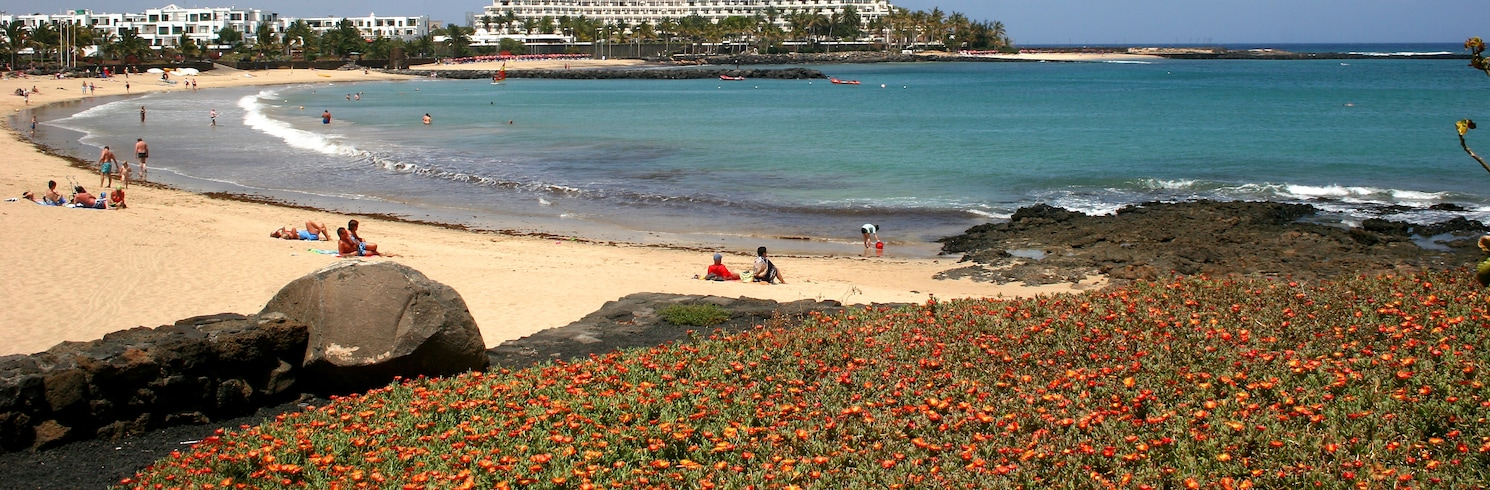 Costa Teguise, Spanien