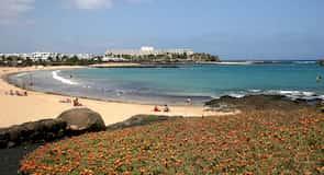 Pláž Las Cucharas