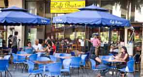 Zona Comercial Central de Makati