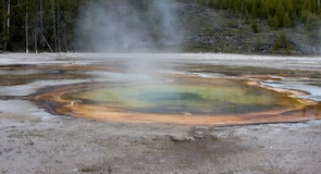 Yellowstone-Nationalpark (Nord-Eingang)