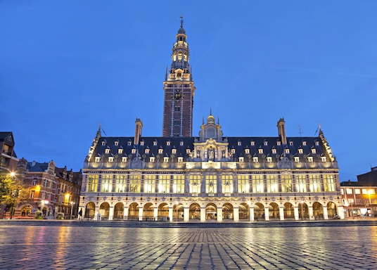 Louvain, Belgija