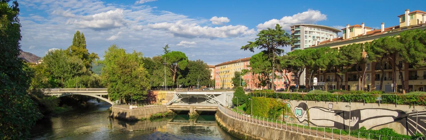 特爾尼, 義大利