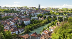 Fribourg centras