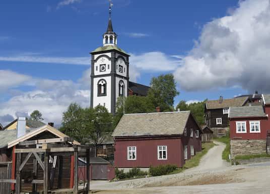 Trondelag, Noruega