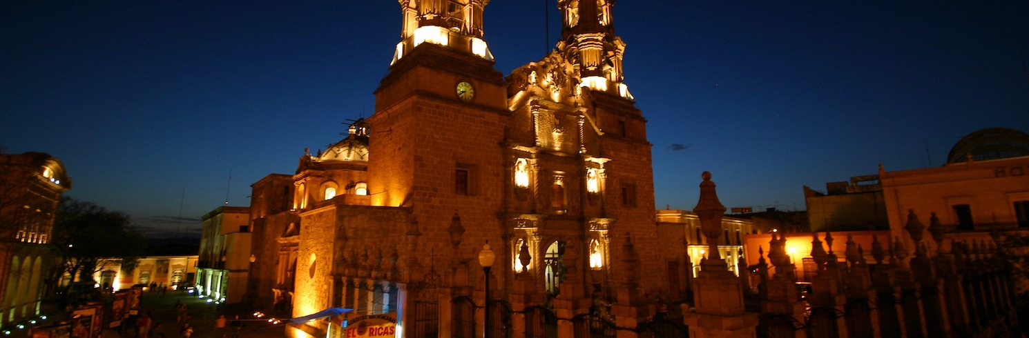 Aguascalientes (and vicinity), Mexico