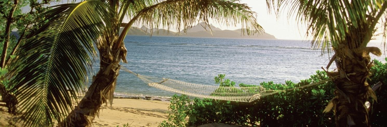 Ostrov Tokoriki, Fidži