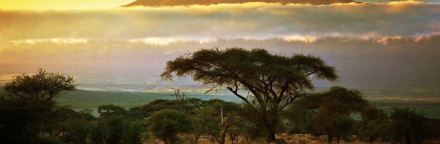 Amboseli, Keňa