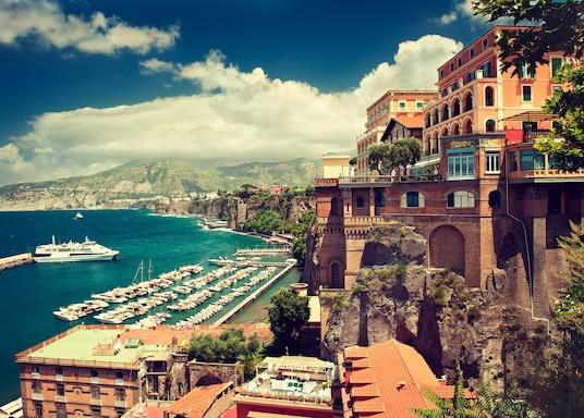 Côte de Sorrente (région), Italie