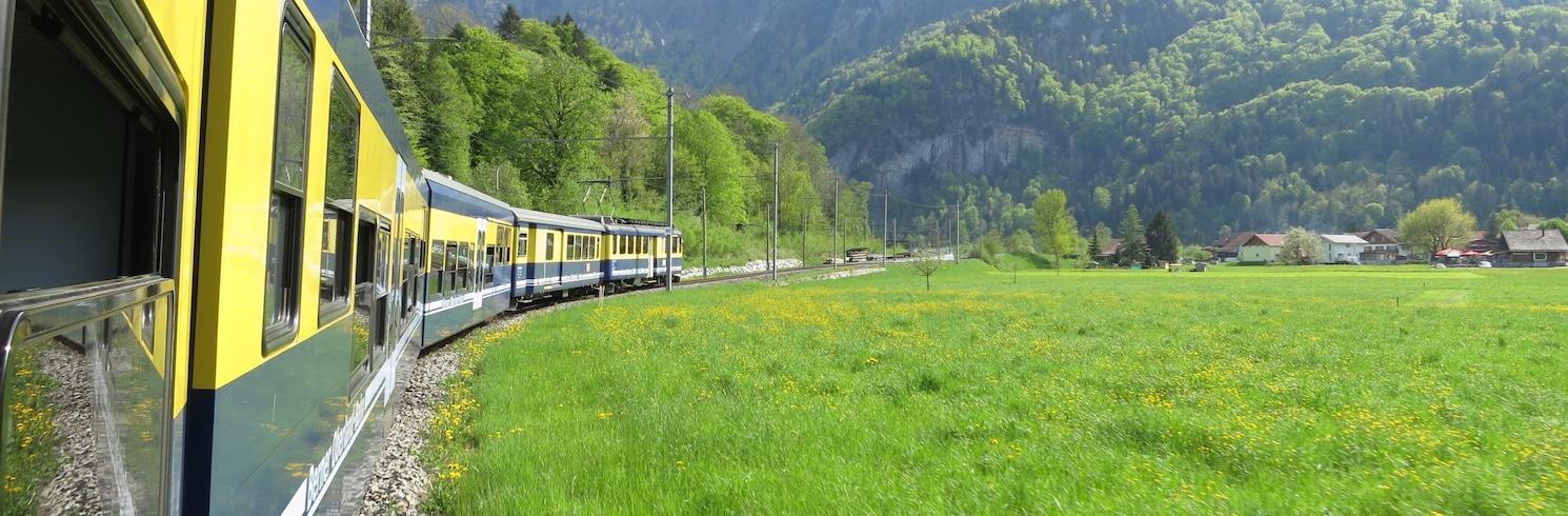 อินเตอร์เลเคน, สวิตเซอร์แลนด์