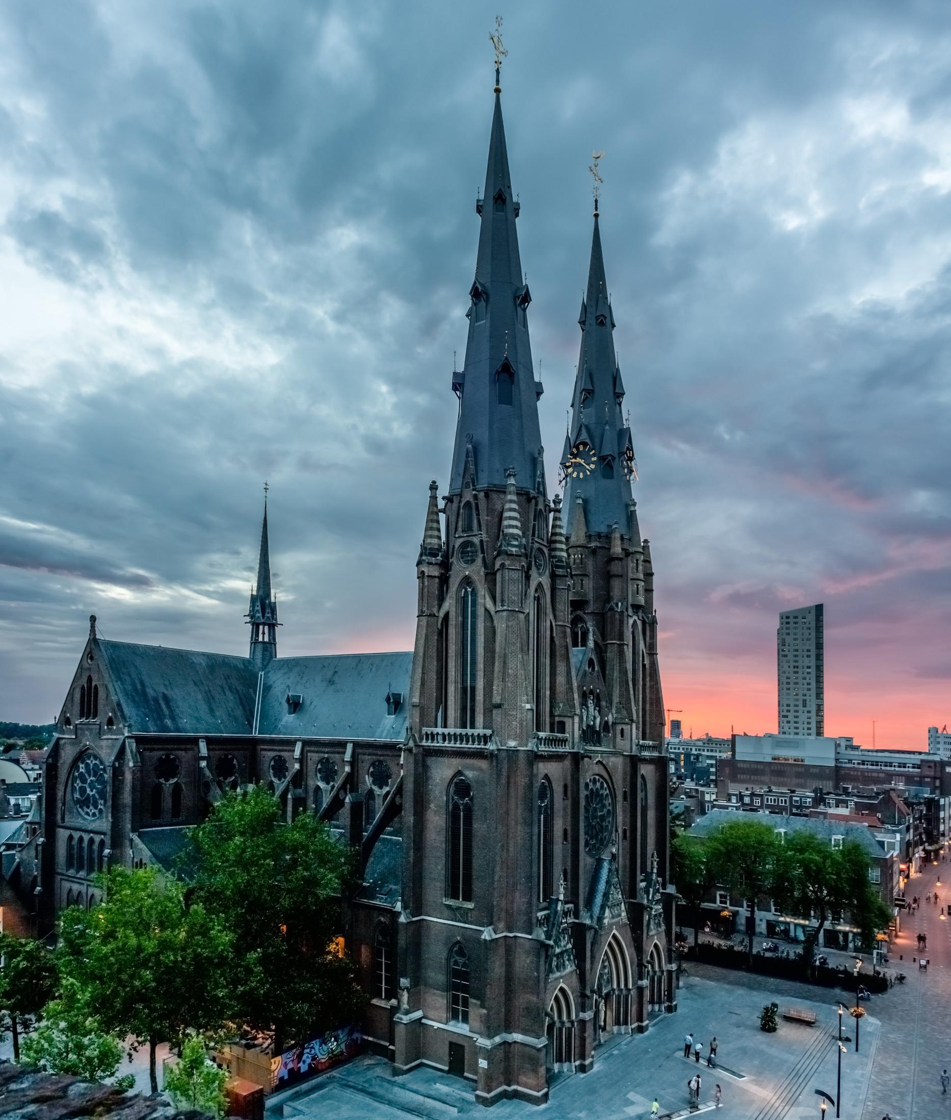 St. Catherine Church, Krakow, Lesser Poland Voivodeship, Poland
