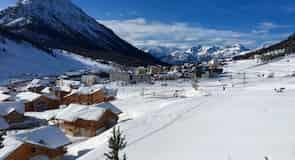 Estación de Ski de Montgenevre