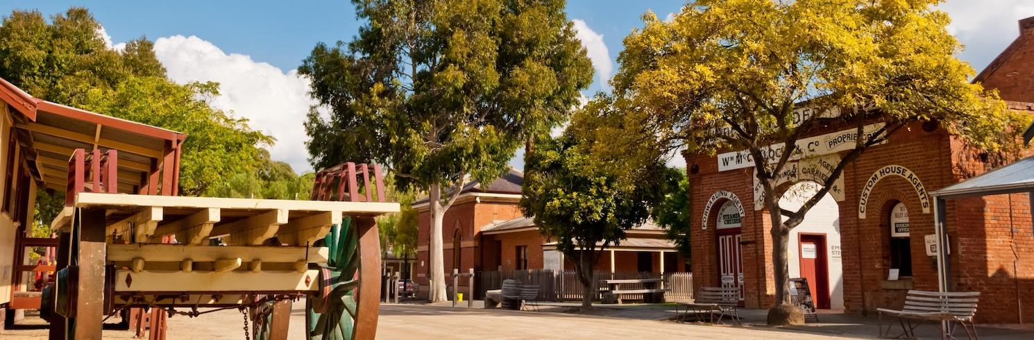 에추카(및 인근지역), 빅토리아, 호주