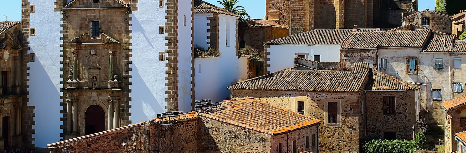 Caceres, Spanien