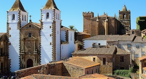Caceres Old Town