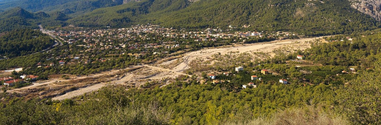 格伊尼克, 土耳其