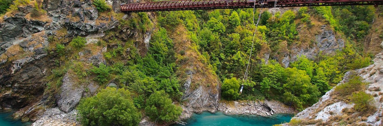Гиббстон, Новая Зеландия
