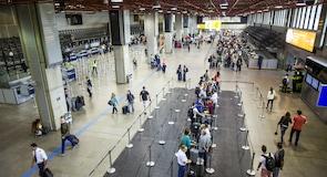 Aeroporto Internacional Governador André Franco Montoro