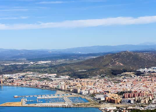 La Linea de la Concepcion, Spain