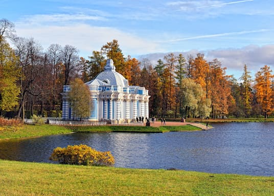 Pushkinsky District, Rusia